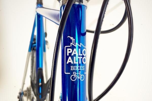 bicicletta cromovelata