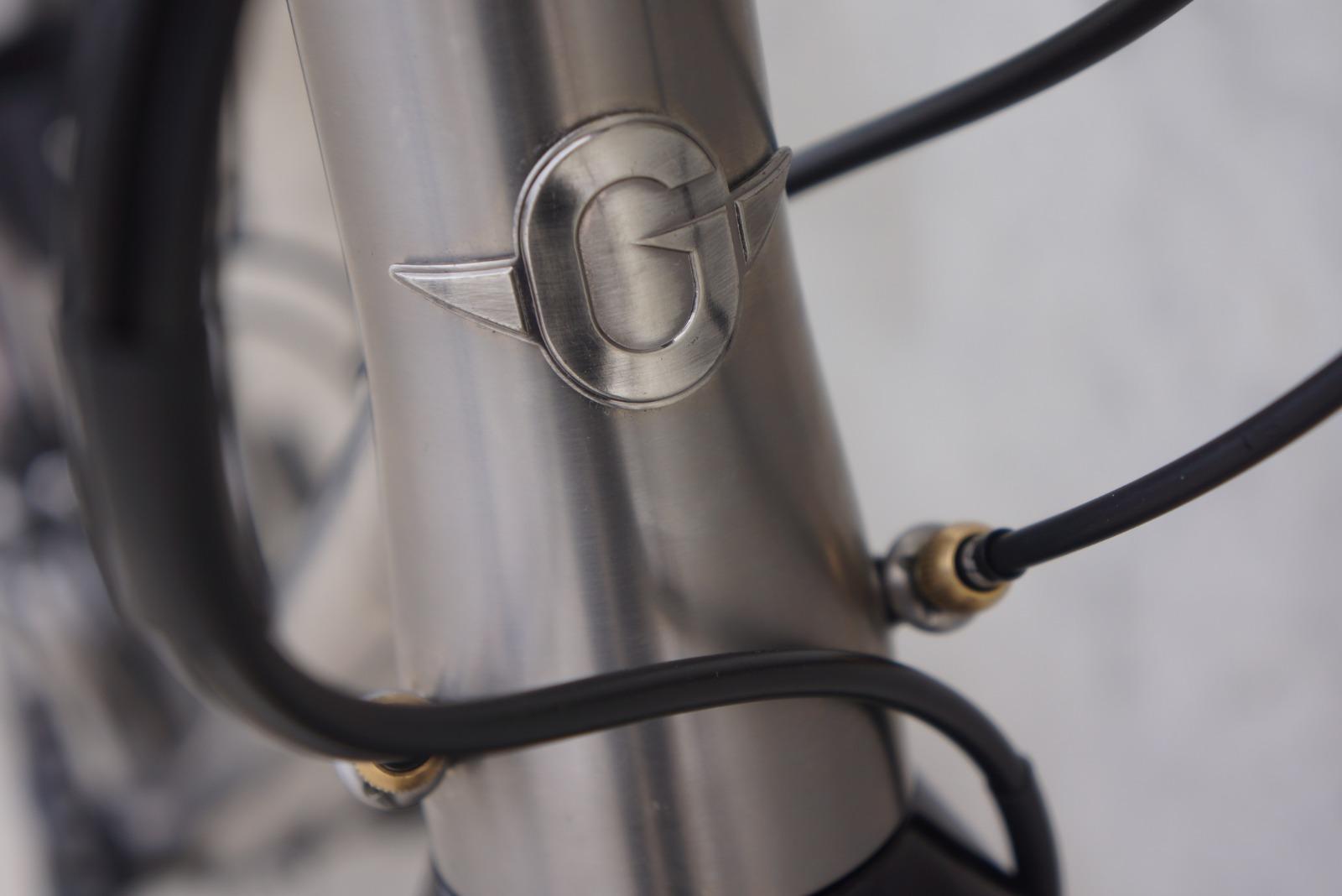 Bicicletta titanio Genesis